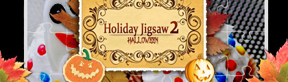 Holiday Jigsaw - Halloween 2 screenshot