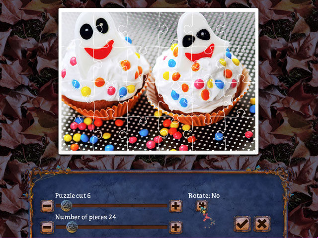 Holiday Jigsaw - Halloween 2 large screenshot