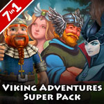 Viking Adventures Super Pack