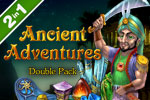 Download Ancient Adventures Double Pack Game