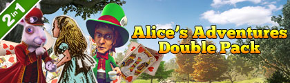 Alice's Adventures Double Pack screenshot
