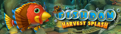 Fishdom Harvest Splash screenshot