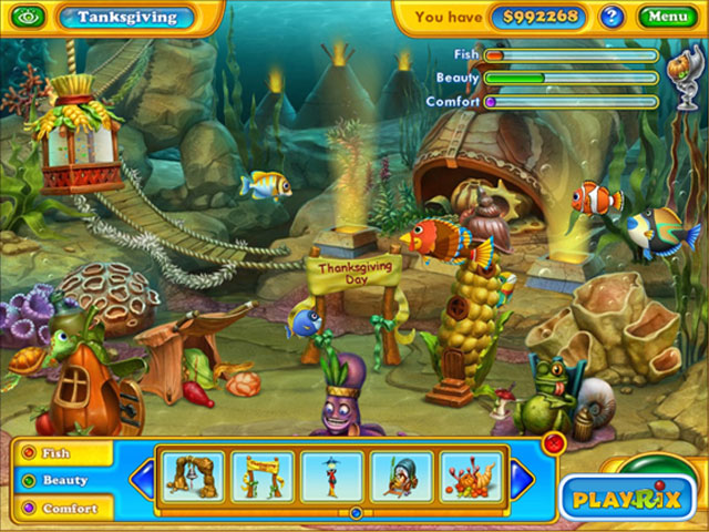 Fishdom Harvest Splash large screenshot