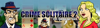 Crime Solitaire 2: The Smoking Gun screenshot