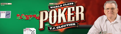 World Class Poker screenshot
