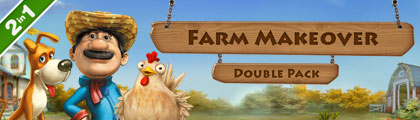 Farm Makeover Double Pack screenshot
