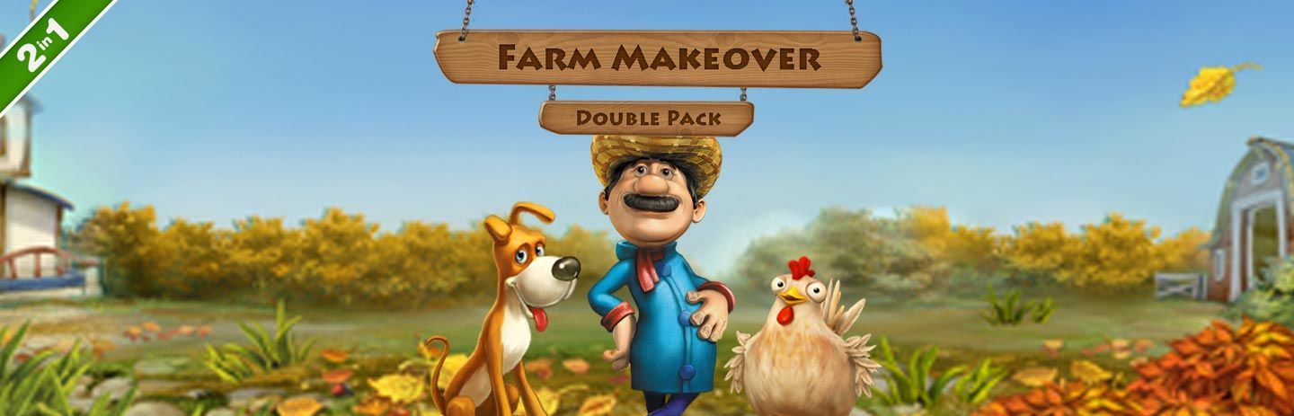 Farm Makeover Double Pack
