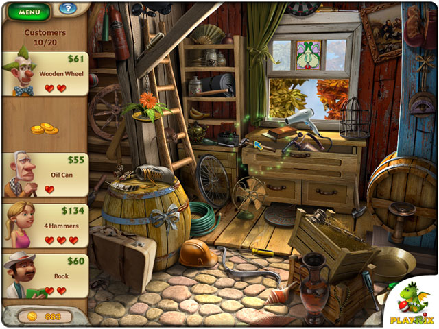 Farm Makeover Double Pack large screenshot