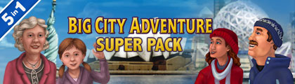 Big City Adventure Super Pack screenshot