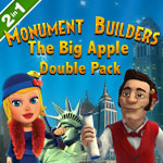 Monument Builders: The Big Apple - Double Pack