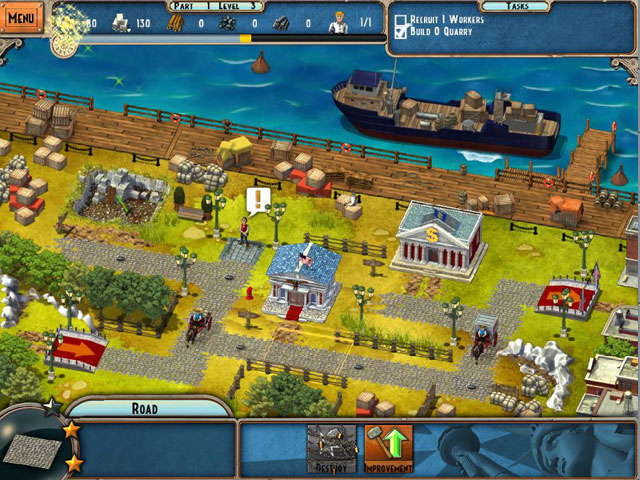 Monument Builders: The Big Apple - Double Pack large screenshot