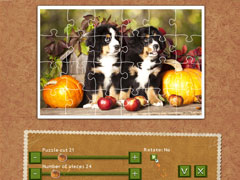 Holiday Jigsaw Thanksgiving Day thumb 1