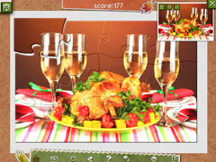 Holiday Jigsaw Thanksgiving Day thumb 2