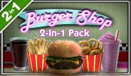 Burger Shop 2-In-1 Pack