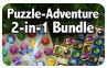 Download Puzzle-Adventure 2-in-1 Bundle Game