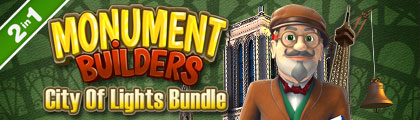 Monument Builders: City of Lights Bundle screenshot