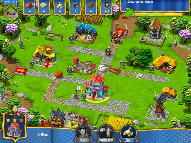 Monument Builders: City of Lights Bundle large screenshot