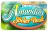 Download Amanda's Sticker Book Game