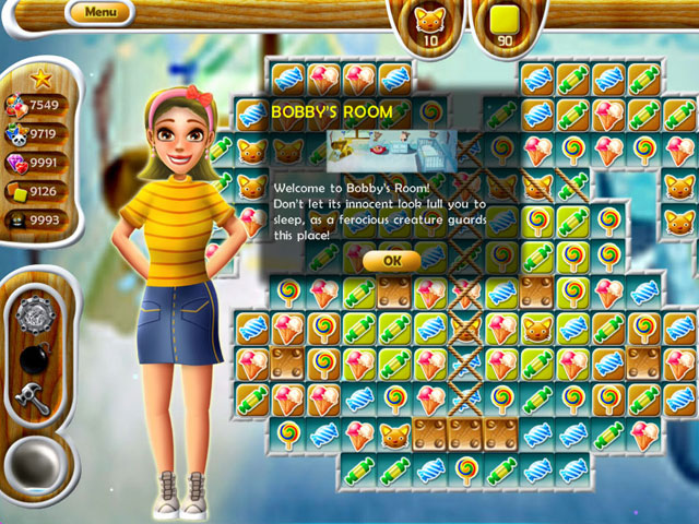 Amanda's Sticker Book large screenshot