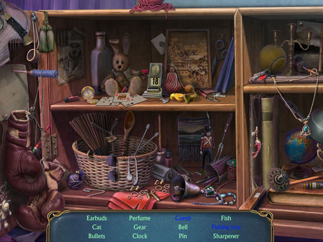 Dreamscapes: Nightmare's Heir Collector's Edition large screenshot