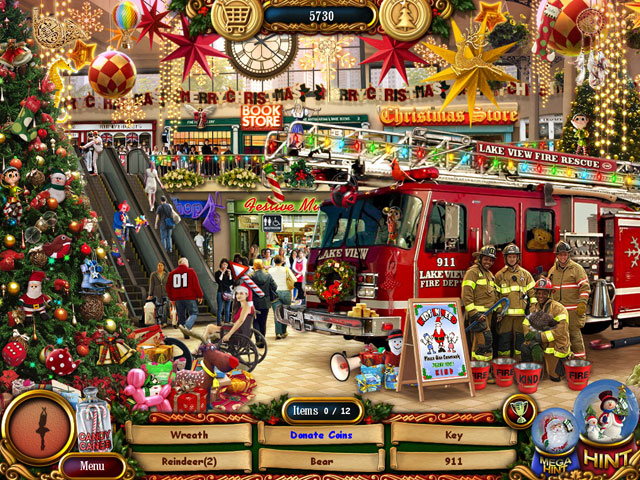 Christmas Wonderland 5 large screenshot