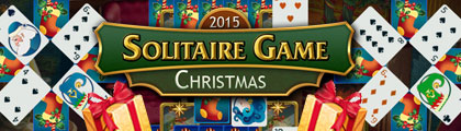 Solitaire Game Christmas screenshot