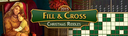 Fill & Cross Christmas Riddles screenshot