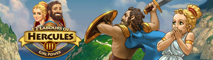 12 Labours of Hercules III: Girl Power screenshot