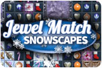 Download Jewel Match Snowscapes Game
