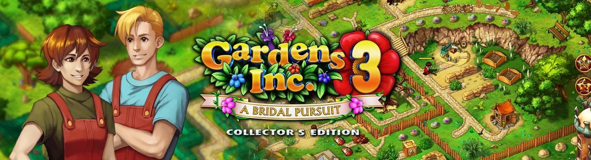 Gardens Inc. 3 - A Bridal Pursuit CE