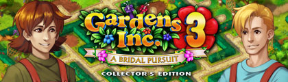 Gardens Inc. 3 - A Bridal Pursuit Collector's Edition screenshot