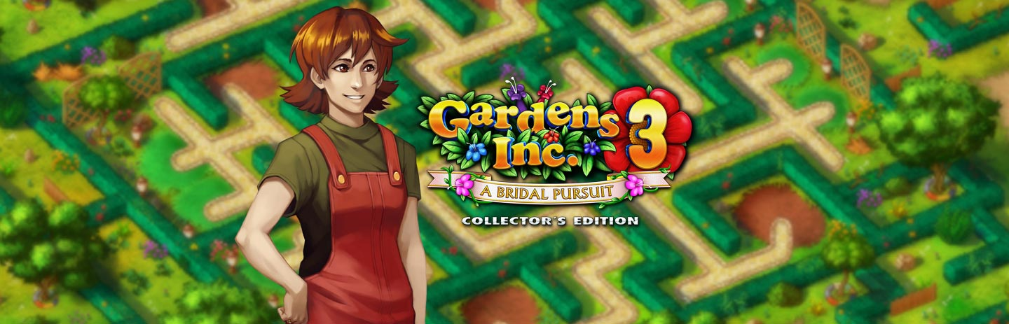 Gardens Inc. 3 - A Bridal Pursuit Collector's Edition