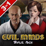 Evil Minds Triple Pack