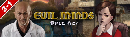 Evil Minds Triple Pack screenshot