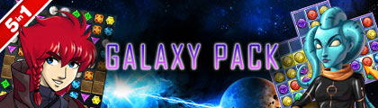Galaxy Pack screenshot
