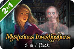 Download Mysterious Investigations 2 in 1 Pack Game