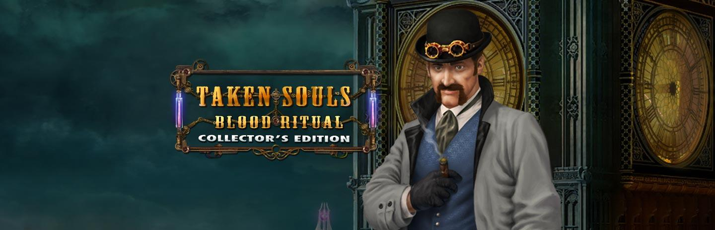 Taken Souls: Blood Ritual Collector's Edition