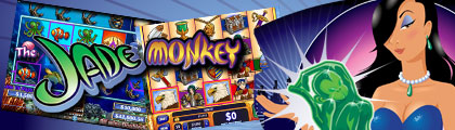 WMS Slots: Jade Monkey screenshot