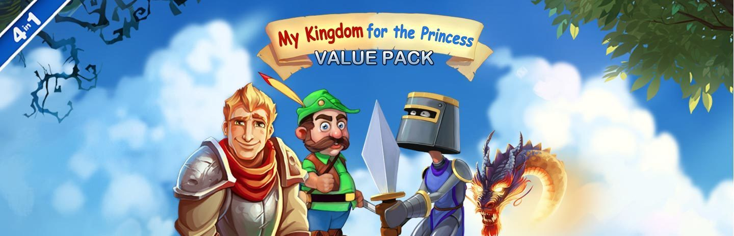 My Kingdom for the Princess Value Pack