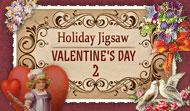 Holiday Jigsaw - Valentine's Day 2