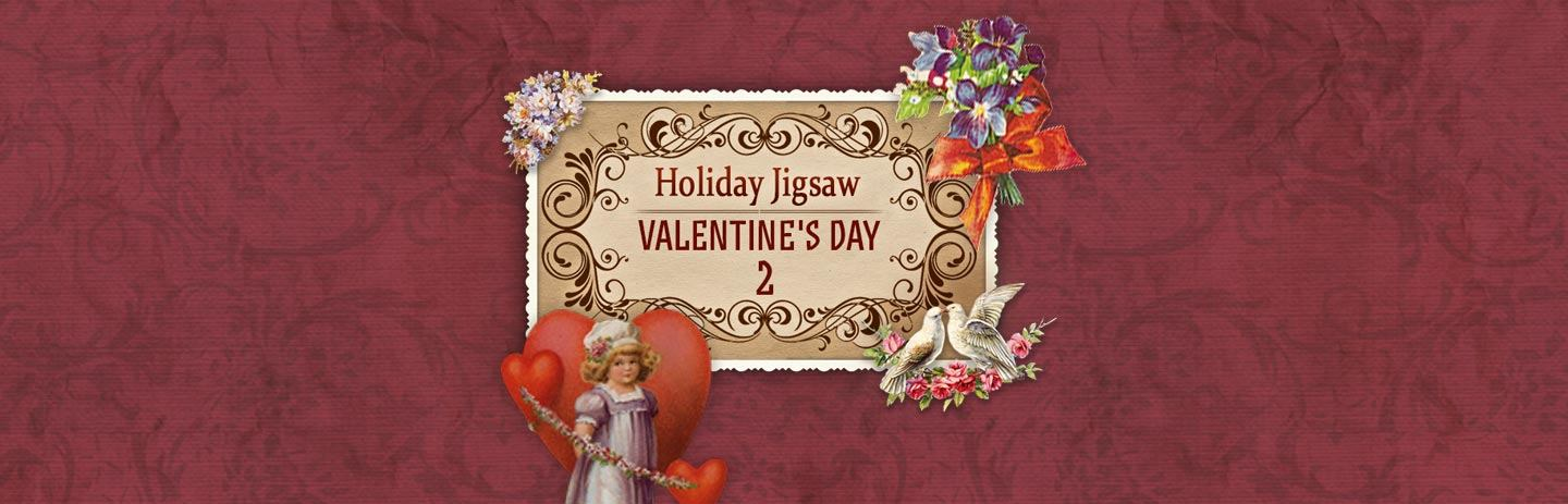 Holiday Jigsaw - Valentine's Day 2