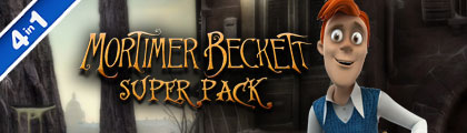 Mortimer Beckett Super Pack screenshot