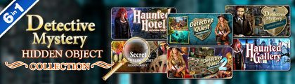 Detective Mystery - Hidden Object Collection screenshot