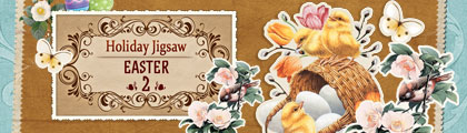 Holiday Jigsaw Easter 2 screenshot