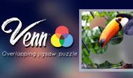 Venn - Overlapping Jigsaw Puzzle