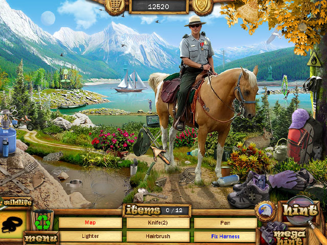 Vacation Adventures: Park Ranger 3 large screenshot