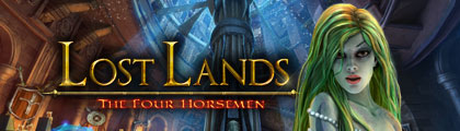 Lost Lands: The Four Horsemen screenshot