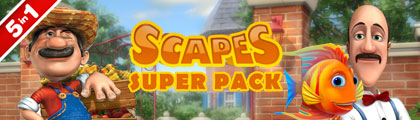 Scapes Super Pack screenshot
