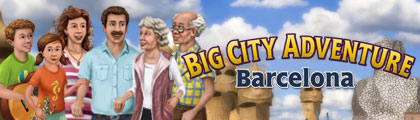 Big City Adventure: Barcelona screenshot