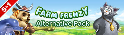 Farm Frenzy Alternative Pack screenshot